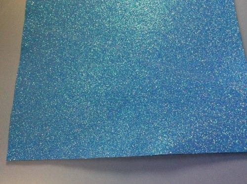 Bluebell glitter felt