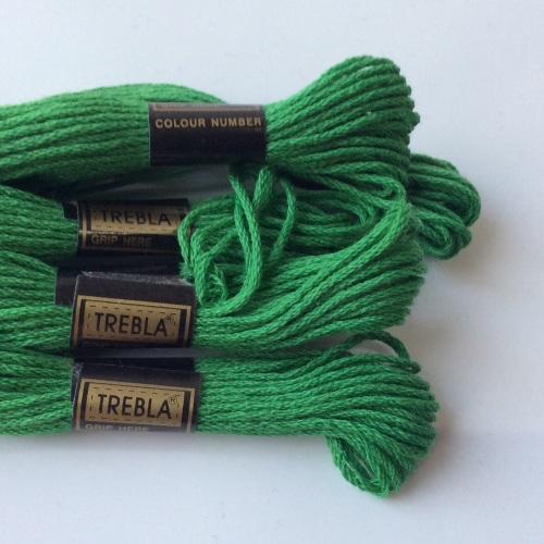 Embroidery Thread-Viridian