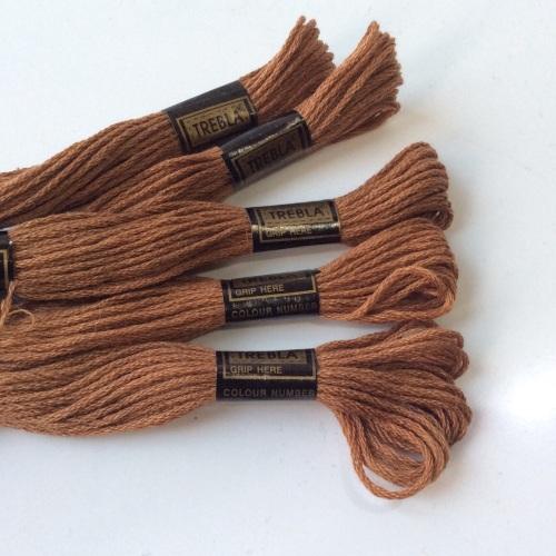 Embroidery Threads-TEDDYBEAR