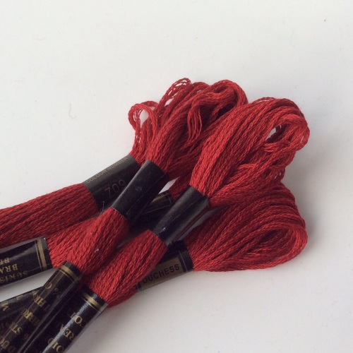 Embroidery Threads-ROSEHIP