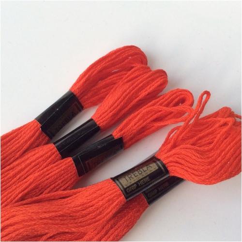 Embroidery Threads-PILLAR BOX