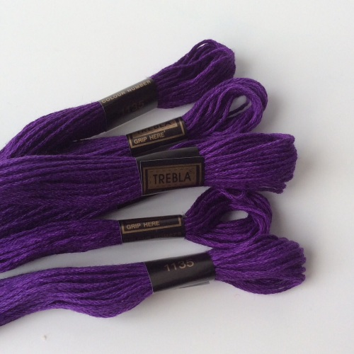 Embroidery Threads-VIOLET