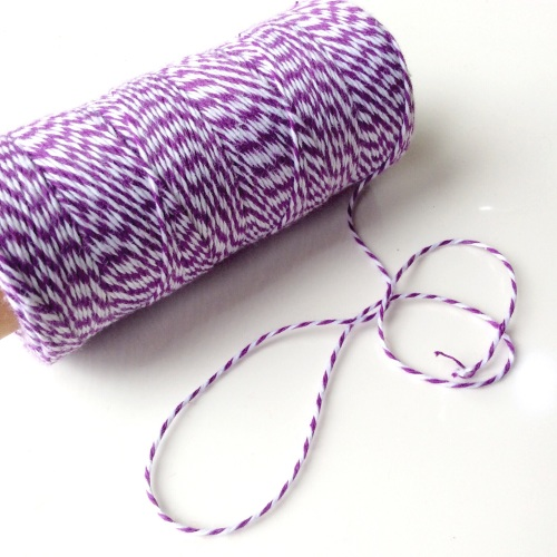 2ply Bakers Twine - PURPLE