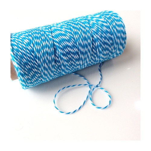 2 ply Bakers Twine - TURQUOISE