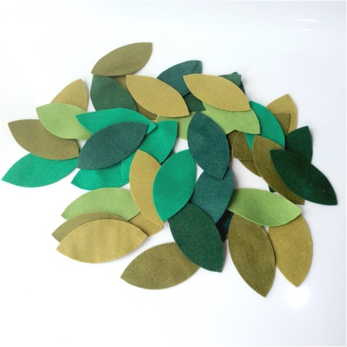 Felt-etti Leaves, Die Cut Shapes