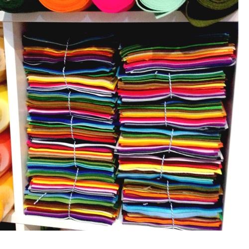 Try me......acrylic felt bundles
