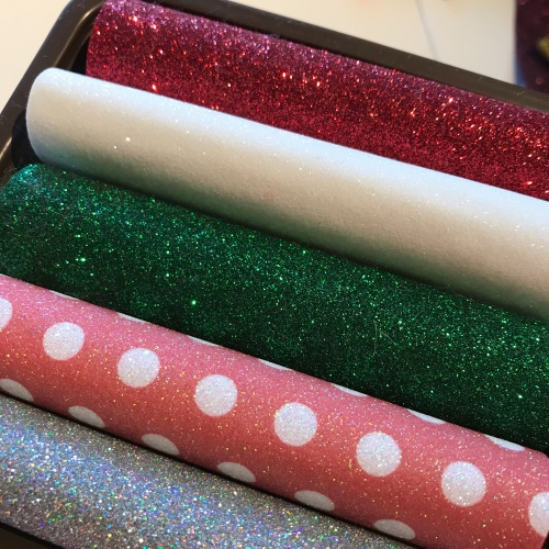 ELF-GLITTER FELT BUNDLE- Limited Edition*