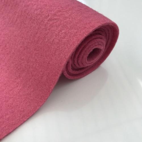 ENGLISH ROSE Wool Blend Felt
