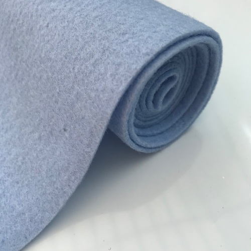 PERIWINKLE Wool Blend Felt