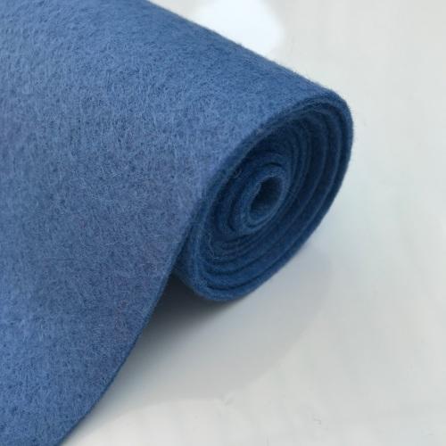 NORWEGIAN BLUE Wool Blend Felt