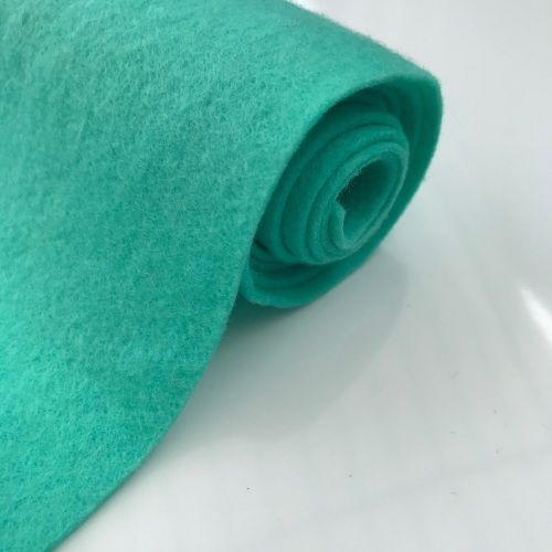 MINT LEAF Wool Blend Felt