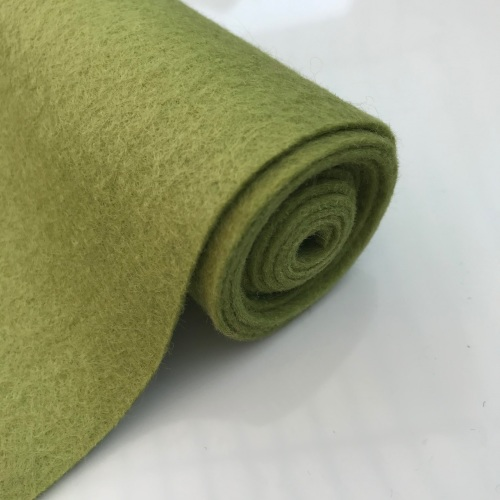 PEA SOUP Wool Blend Felt