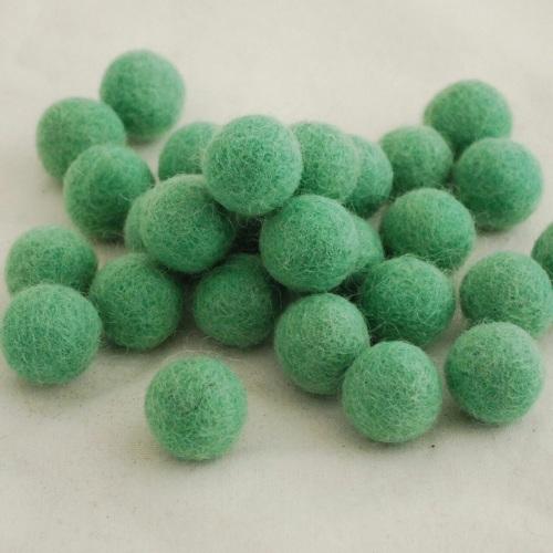 JADE 2cm Felt Balls