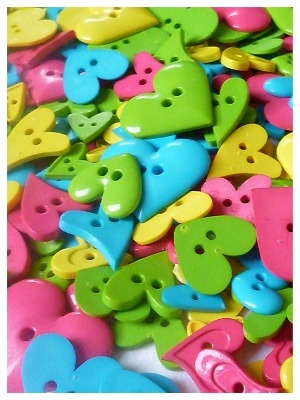Love Heart Brights