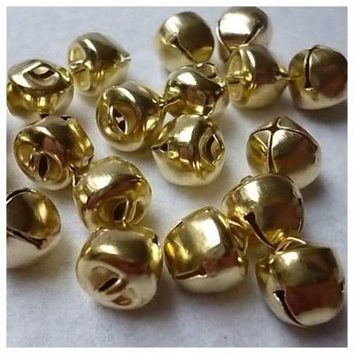 10 mm gold bells