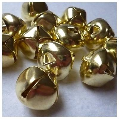 20 mm gold bells, that jingle all the way !!