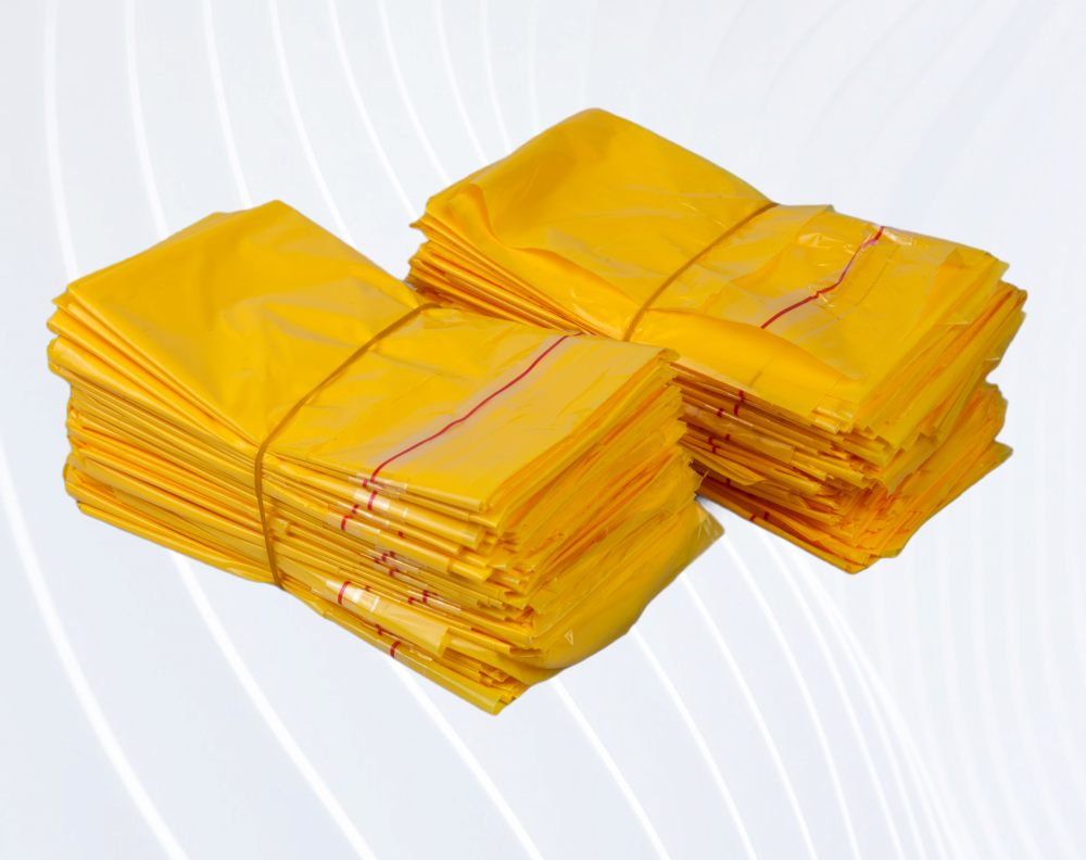 Clinical Waste Treatment Bags x 100