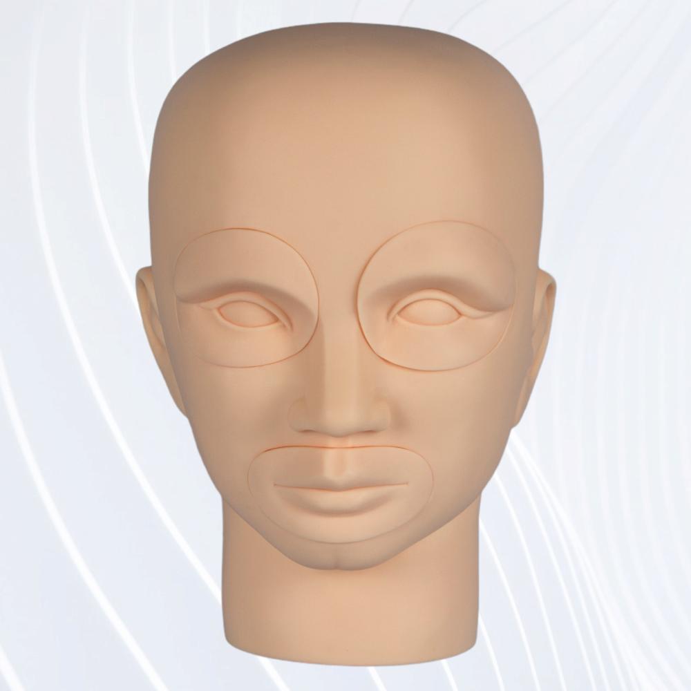 SPMU 3D Practice Head
