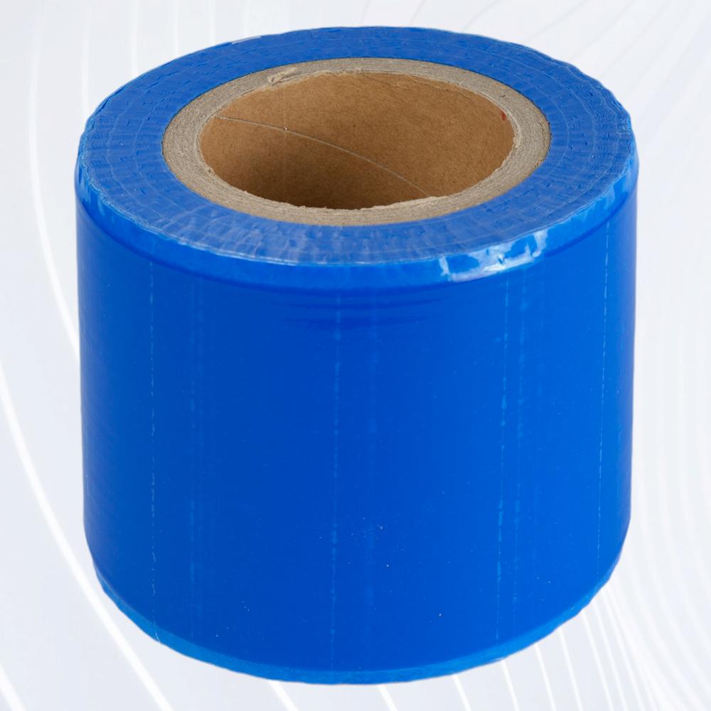 Blue Protective Barrier Film