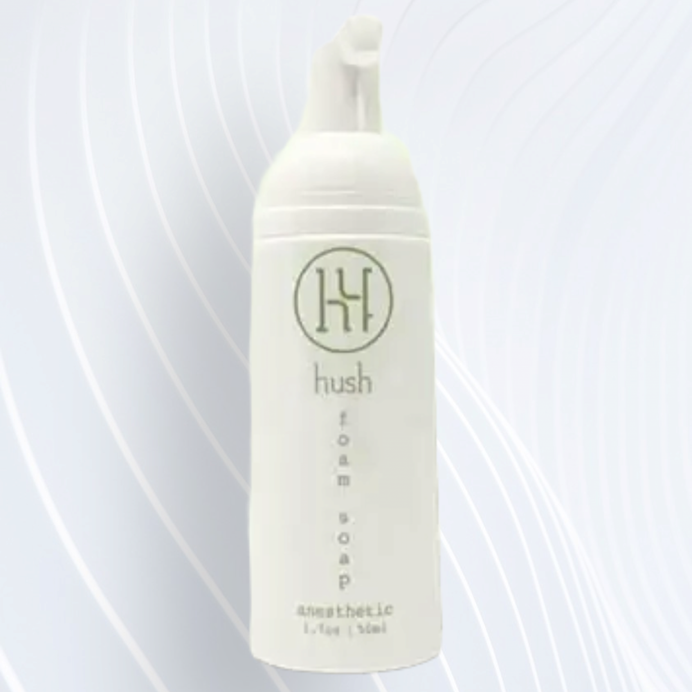Hush Foam Soap 1.7oz