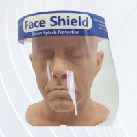 Face Shield with Elastic