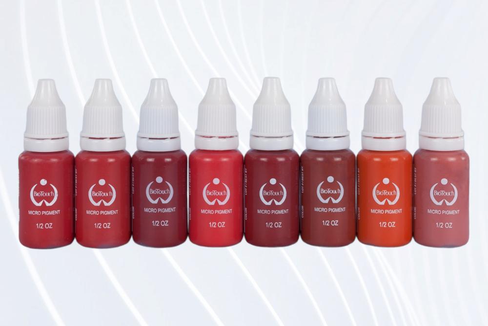 Biotouch Micropigment Lip Set
