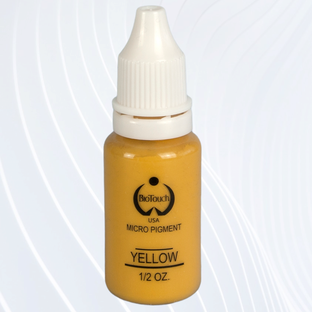 Biotouch Micropigment Yellow