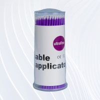 Disposable SPMU Microbrush Applicators