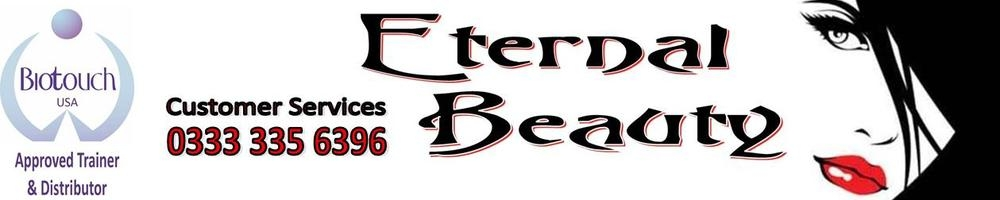 Eternal Beauty UK Ltd, site logo.