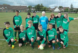 Pucklechurch Junior Football Squad