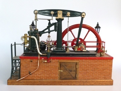 Sanderson Beam Engine - SOLD