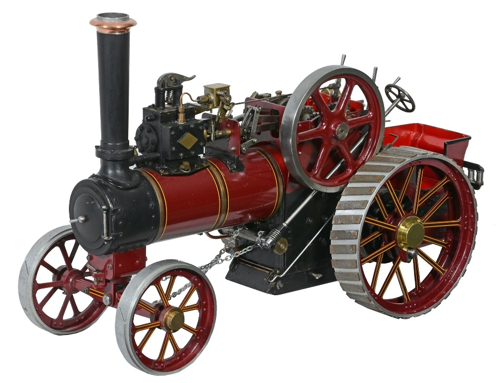 <!-- 003 --> Traction Engines