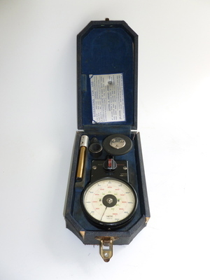 Smiths RPM meter