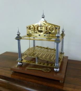 A Congreve Rolling Ball Timepiece - SOLD