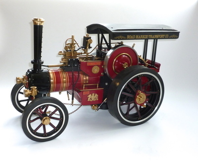 1/10 scale Markie - Burrell Road Locomotive - SOLD