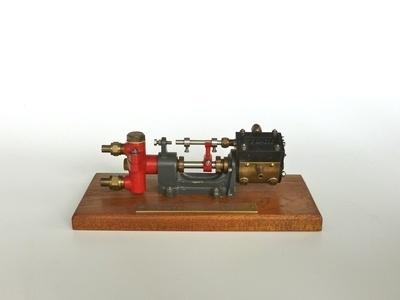 Stuart boiler feed water pump