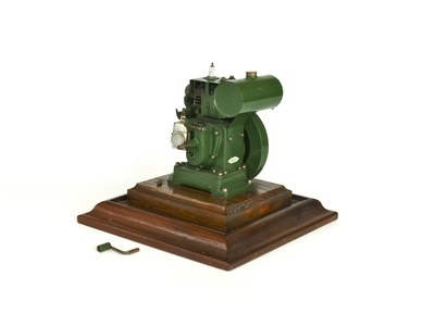 A Scale Model 'Petter' stationary engine - SOLD