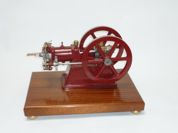 SOLD - 'Wyvern' open crank Internal Combustion Engine