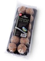 Fat Balls 12 Pack Bird Feed No Net