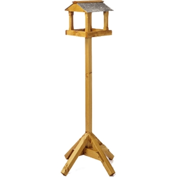 Baby Bedale Slate Roof Bird Table