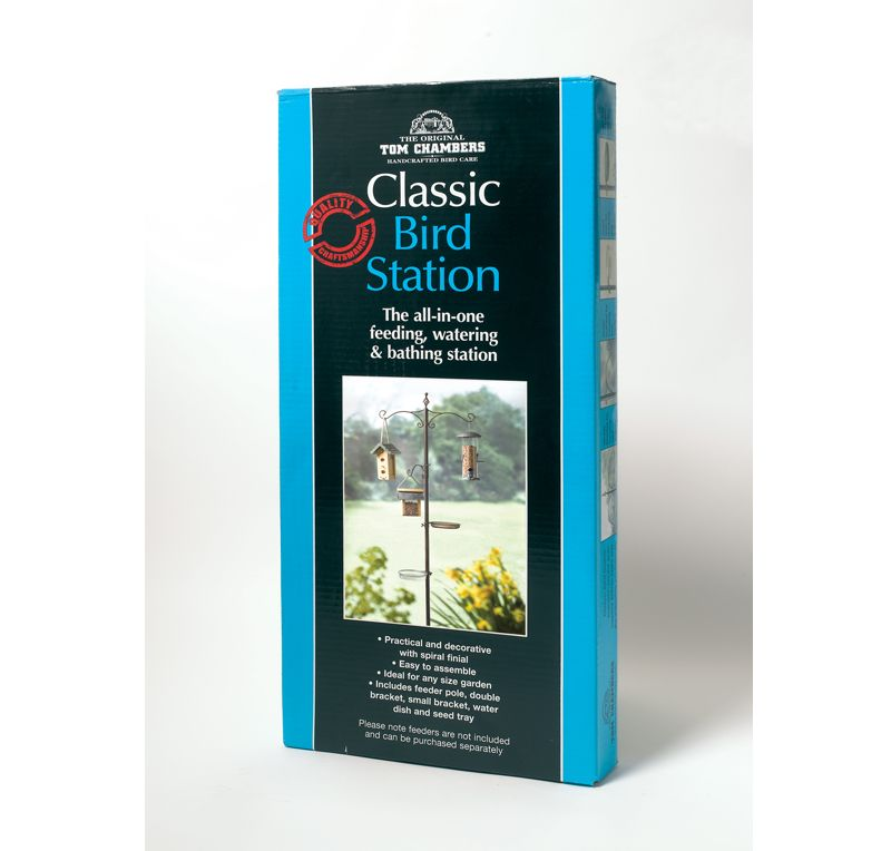 Tom Chambers Classic Bird Station