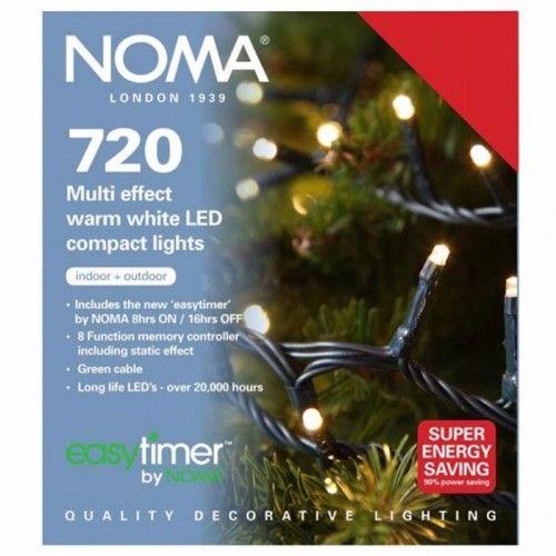 NOMA 720 MULTI LED COMPACT LIGHTS