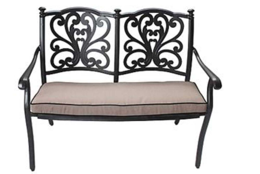 DEVON 2 SEAT BENCH