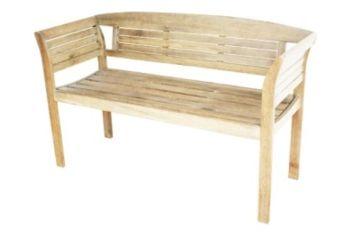 HANOI 2 SEAT BISTRO BENCH