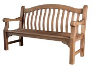 HANOI HOMESTEAD WREN 3 SEAT WOODEN BENCH