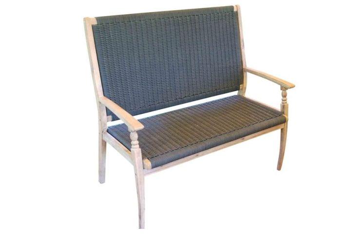 PANAMA 2 SEAT BENCH