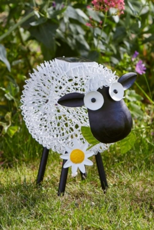 SOLAR DOLLY SHEEP
