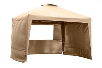 HAMILTON 3.0M POP-UP GAZEBO (SIDEWALLS ONLY)