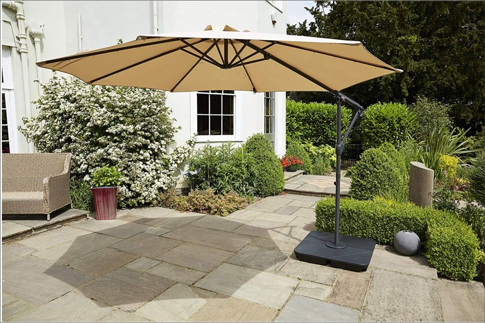 ORCHID 3.0M EASY UP CANTILEVER PARASOL