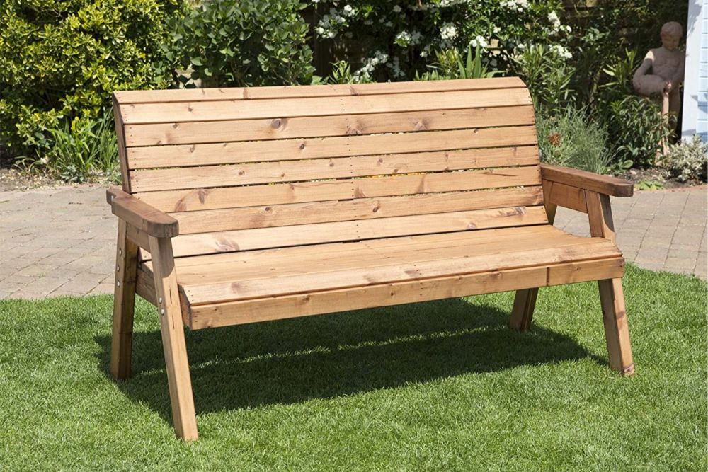 CHARLES TAYLOR 3 SEAT WINCHESTER BENCH